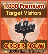 1000 Targeted Visitors Google Analytics Friendly Low Bounce Rate